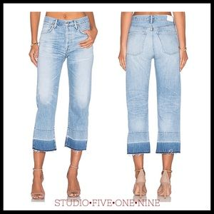 CITIZENS OF HUMANITY Cora Crop Jean